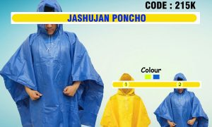Jas Hujan Poncho Code 215K