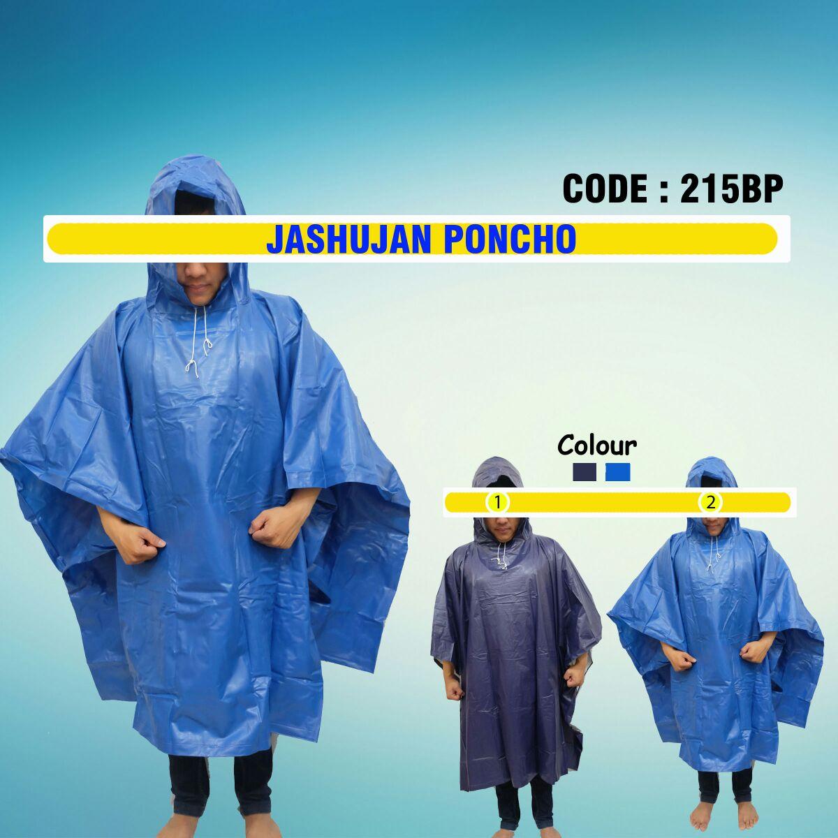 Jas hujan Poncho Code 215BP