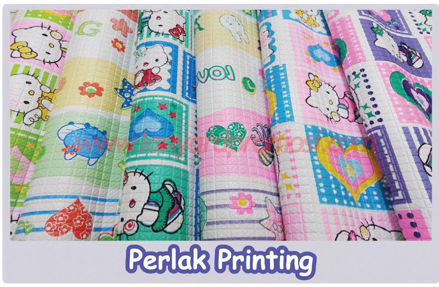 Jual Perlak Printing Harga Murah Di Jakarta