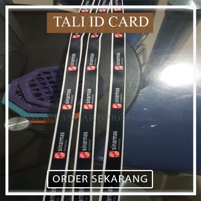 Promosi Tali Id Card Di Jakarta