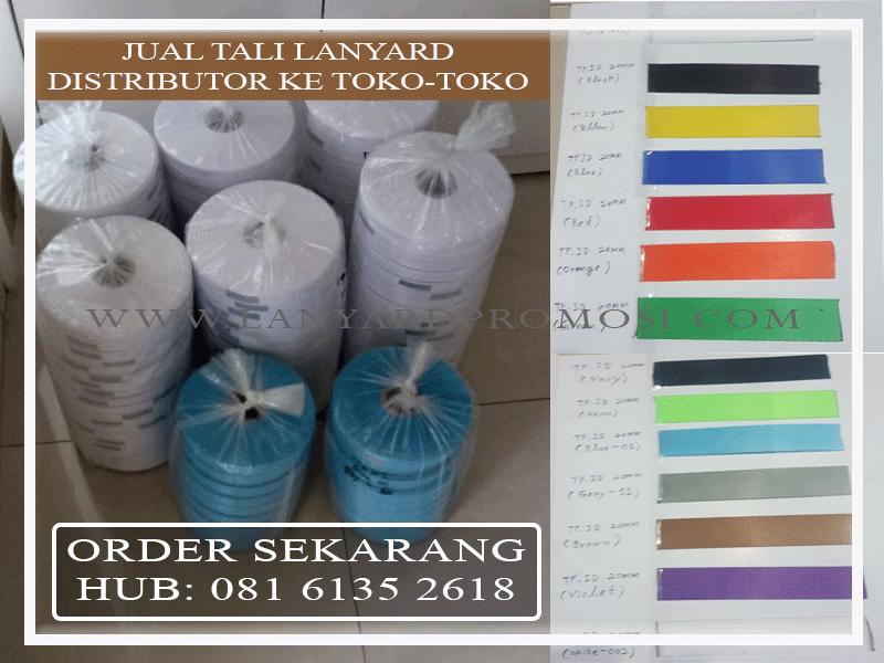 Jual Tali Lanyard Murah Distributor Ke Toko-Toko